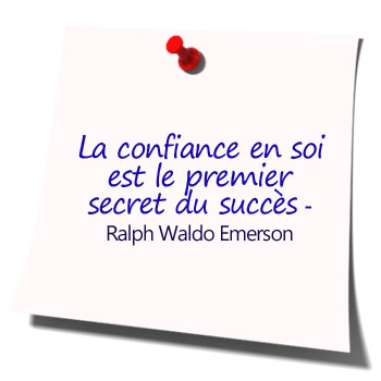 confiance en soi citation